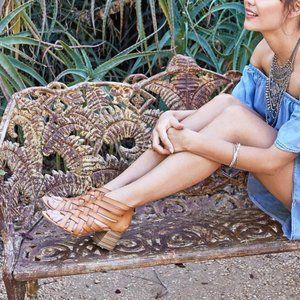 Blowfish Malibu Strappy Platform Sandals